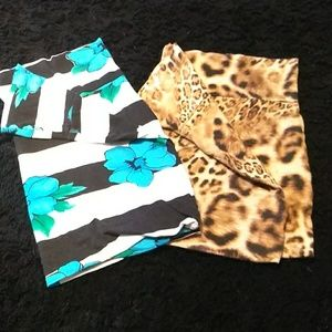 Lot of Rue 21 Skirts